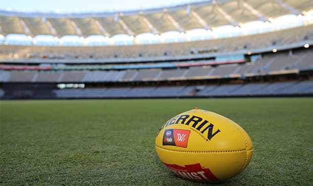 Fremantle will take on Collingwood for the first Australian football game at Optus Stadium on 10 February.